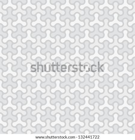 light gray simple seamless pattern
