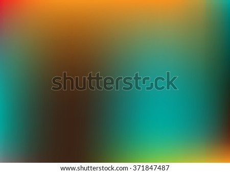light green and blue gradient
