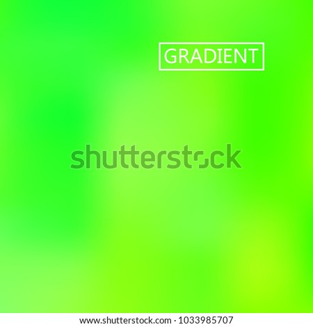Light green iridescent holographic background. Foil rainbow texture. Abstract soft pastel colors backdrop. Trendy creative vector cosmic gradient. Vibrant print illustration. Creative neon template.