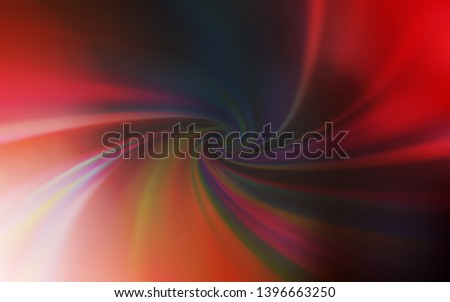 Light Green, Red vector modern elegant backdrop. An elegant bright illustration with gradient. Blurred design for your web site.