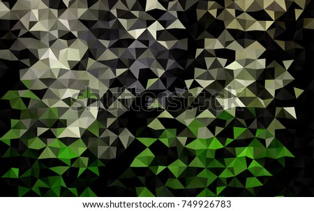 light green vector abstract