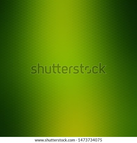 Light Green vector background in polygonal style. Illustration with a set of gradient rectangles. Pattern for commercials, ads.