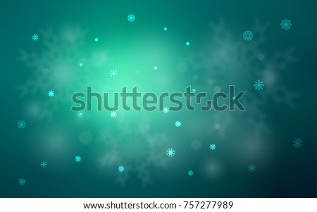 light green vector background