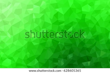 Light Green Pattern Background