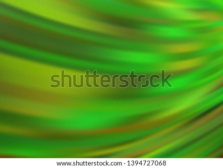 Light Green vector modern elegant template. An elegant bright illustration with gradient. The blurred design can be used for your web site.