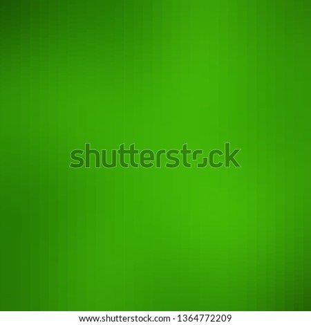 Light Green vector template with rectangles. Rectangles with colorful gradient on abstract background. Pattern for websites, landing pages.