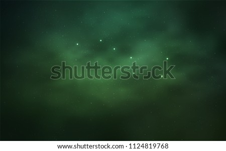 light green vector texture with