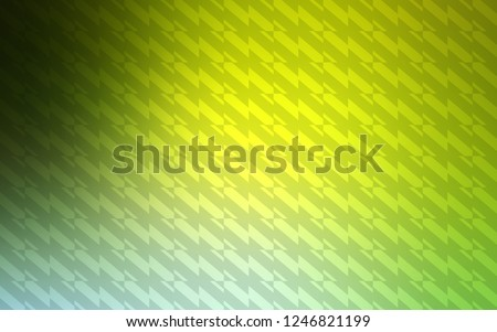stock-vector-light-green-yellow-vector-cover-with-stright-stripes-modern-geometrical-abstract-illustration