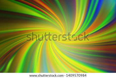 Light Green, Yellow vector modern elegant backdrop. An elegant bright illustration with gradient. Background for designs.