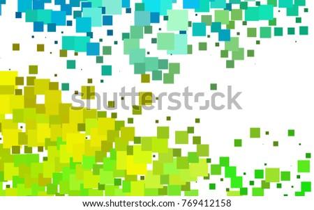 light green  yellow vector