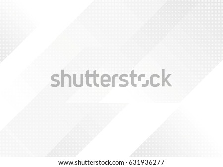 Light grey abstract technology background with squares texture. Vector design