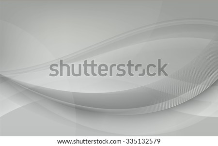 light grey background with
