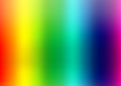 Light Multicolor, Rainbow vector abstract blurred background. An elegant bright illustration with gradient. A new texture for your design.