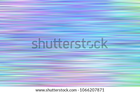 Light Multicolor, Rainbow vector pattern with narrow lines. Blurred decorative design in simple style with lines. The pattern can be used for websites.