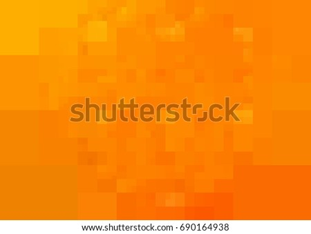 light orange vector background