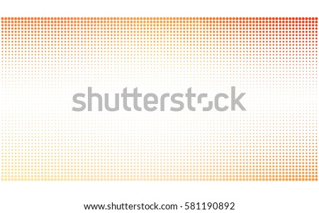 light orange vector modern