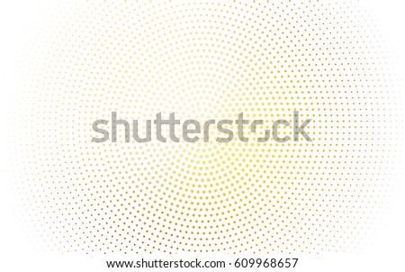 light orange vector pattern