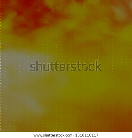 Light Orange vector template with rectangles. Colorful illustration with gradient rectangles and squares. Pattern for commercials, ads.