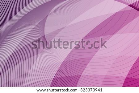 light pink and purple