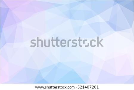 light pink  blue pattern
