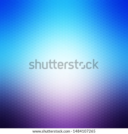Light Pink, Blue vector background with rectangles. Modern design with rectangles in abstract style. Pattern for commercials, ads.