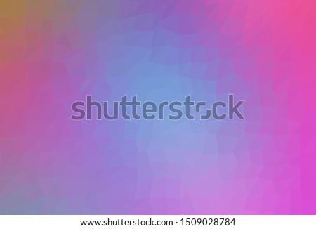 light pink  blue vector low