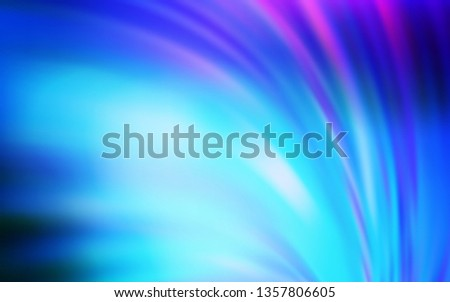 Light Pink, Blue vector modern elegant background. An elegant bright illustration with gradient. Background for a cell phone.
