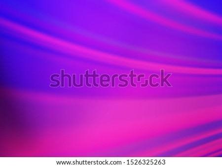 Light Pink, Blue vector modern elegant background. An elegant bright illustration with gradient. The background for your creative designs.