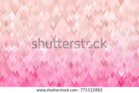 light pink vector background of