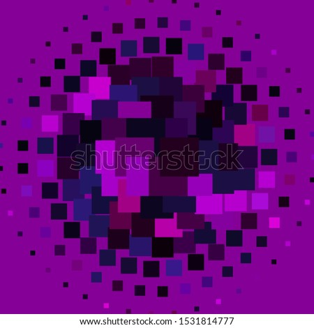 Light Pink vector background with rectangles. Rectangles with colorful gradient on abstract background. Pattern for commercials, ads.