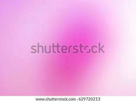 light pink vector blurred