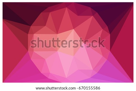 light pink  yellow vector