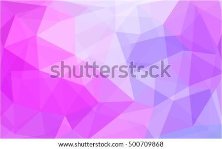 light purple pink shining