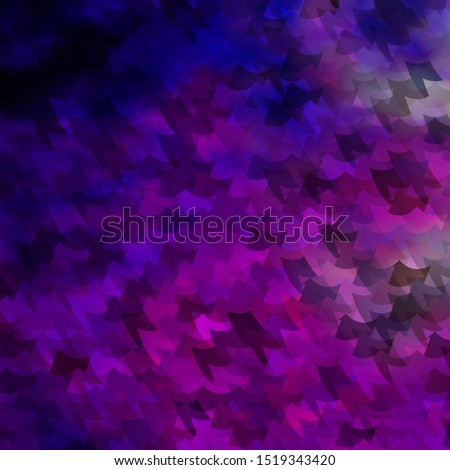 Light Purple, Pink vector texture in rectangular style. Abstract gradient illustration with colorful rectangles. Pattern for commercials, ads.