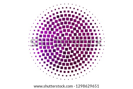 Light Purple vector layout with lines, rectangles. Rectangles on abstract background with colorful gradient. Best design for your ad, poster, banner.