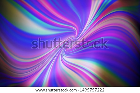 Light Purple vector modern elegant backdrop. An elegant bright illustration with gradient. New way of your design.
