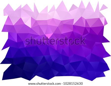 light purple vector shining