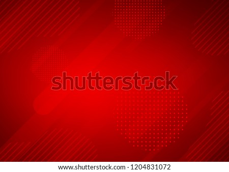 stock-vector-light-red-vector-background-with-straight-lines-and-dots-capsules-on-blurred-abstract-background