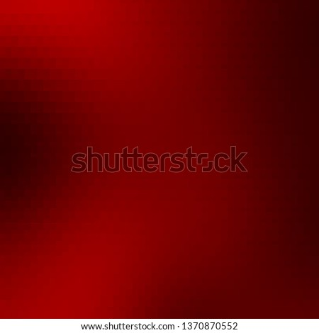 Light Red vector layout with lines, rectangles. Rectangles with colorful gradient on abstract background. Best design for your ad, poster, banner.