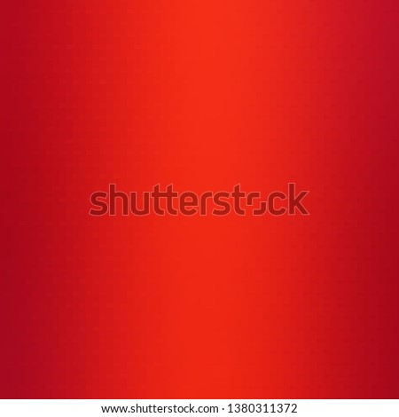 Light Red vector layout with lines, rectangles. Rectangles with colorful gradient on abstract background. Pattern for busines booklets, leaflets