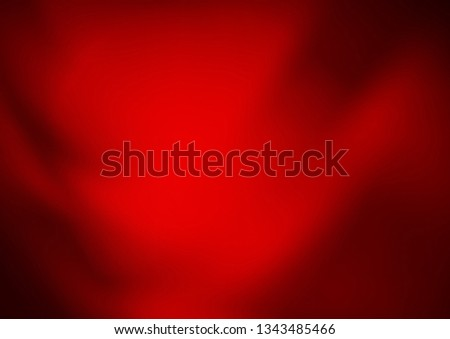 Light Red vector modern elegant background. An elegant bright illustration with gradient. The template can be used for your brand book.