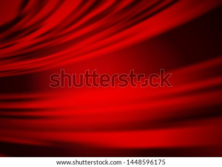 Light Red vector modern elegant background. An elegant bright illustration with gradient. The best blurred design for your business.