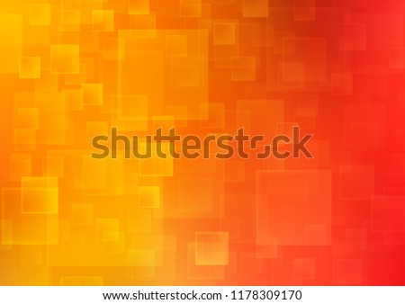 stock-vector-light-red-yellow-vector-backdrop-with-rectangles-squares-modern-abstract-illustration-with