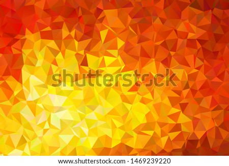 light red  yellow vector