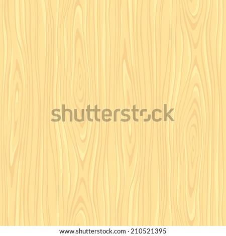 Light seamless woodeen texture in vector