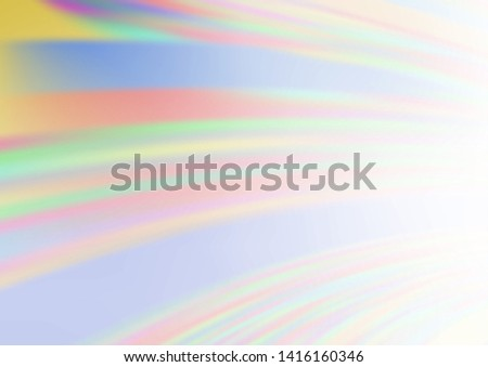 Light Silver, Gray vector modern elegant template. An elegant bright illustration with gradient. The best blurred design for your business.