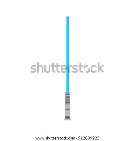 light sword flat lightsaber