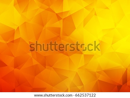 light yellow  orange vector