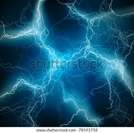 lighting flash vector