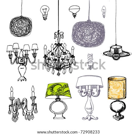 Lighting vector set